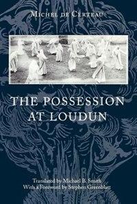 Book The Possession At Loudun by Michel De Certeau