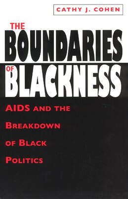 Book The Boundaries Of Blackness: AIDS and the Breakdown of Black Politics by Cathy J. Cohen