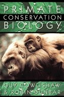 Book Primate Conservation Biology by Guy Cowlishaw