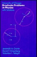 Book University of Chicago Graduate Problems in Physics with Solutions by Jeremiah A. Cronin