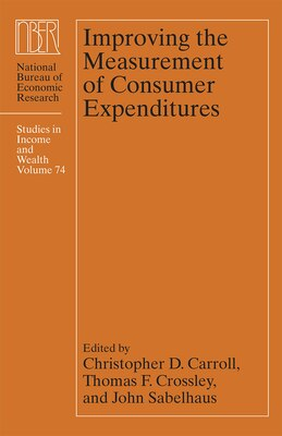 Book Improving The Measurement Of Consumer Expenditures by Christopher D. Carroll