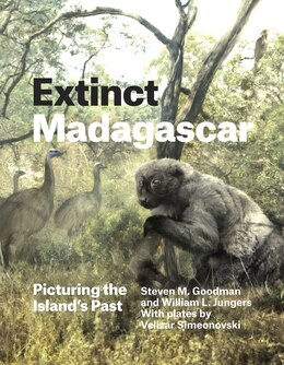 Book Extinct Madagascar: Picturing The Island's Past by Steven M. Goodman