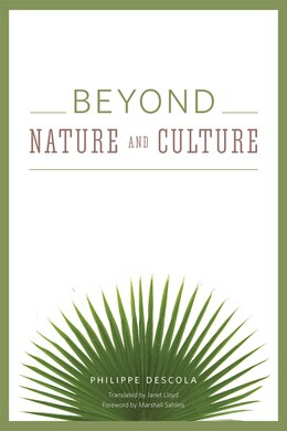 Book Beyond Nature And Culture by Philippe Descola