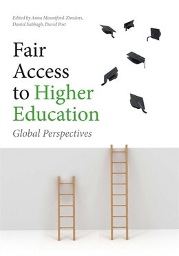 Book Fair Access To Higher Education: Global Perspectives by Anna Mountford-zimdars