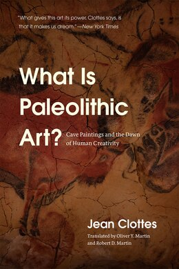 Book What Is Paleolithic Art?: Cave Paintings And The Dawn Of Human Creativity by Jean Clottes