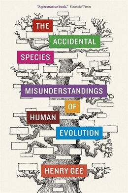 Book The Accidental Species: Misunderstandings Of Human Evolution by Henry Gee