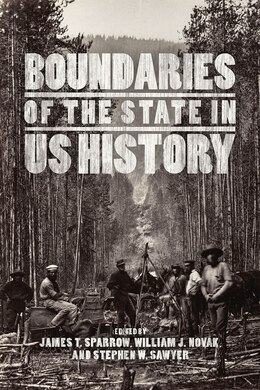 Book Boundaries Of The State In Us History by James T. Sparrow