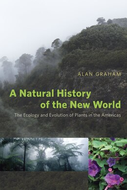 Book A Natural History of the New World: The Ecology and Evolution of Plants in the Americas by Alan Graham