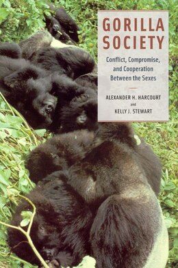 Book Gorilla Society: Conflict, Compromise, and Cooperation Between the Sexes by Alexander H. Harcourt