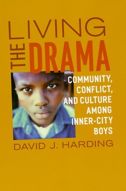 Book Living the Drama: Community, Conflict, and Culture among Inner-City Boys by David J. Harding