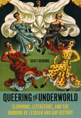 Book Queering the Underworld: Slumming, Literature, and the Undoing of Lesbian and Gay History by Scott Herring