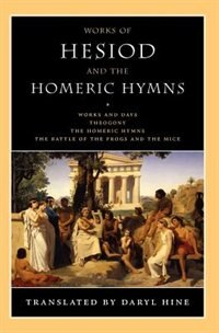 Book Works of Hesiod and the Homeric Hymns by Daryl Hine