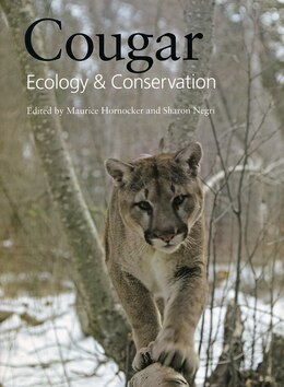 Book Cougar: Ecology and Conservation by Maurice Hornocker