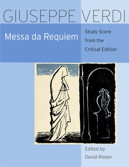 Book Messa Da Requiem: Study Score From The Critical Edition by Giuseppe Verdi