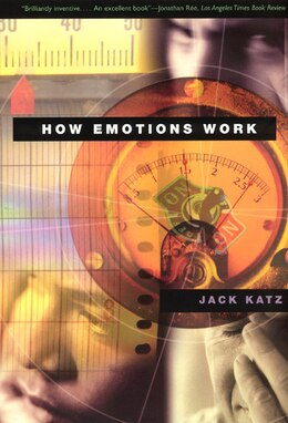 Book How Emotions Work by Jack Katz
