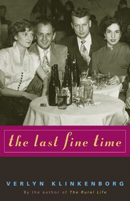 Book The Last Fine Time by Verlyn Klinkenborg