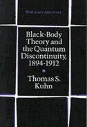 Book Black-Body Theory and the Quantum Discontinuity, 1894-1912 by Thomas S. Kuhn