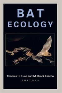 Book Bat Ecology by Thomas H. Kunz