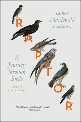 Book Raptor: A Journey Through Birds by James Macdonald Lockhart