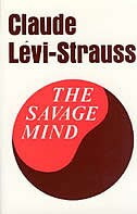 Book The Savage Mind by Claude Levi-Strauss