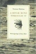 Book A River Runs Through It by Norman Maclean