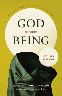 Book God Without Being: Hors-Texte, Second Edition by Jean-Luc Marion