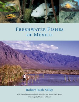 Book Freshwater Fishes Of Mexico by Robert Rush Miller