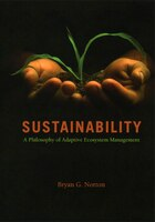 Sustainability: A Philosophy of Adaptive Ecosystem Management