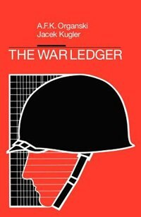 Book The War Ledger by A. F. K. Organski