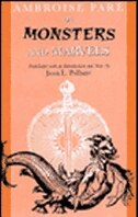 Book On Monsters and Marvels by Ambroise Pare