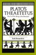 Plato's Theaetetus: Part I of The Being of the Beautiful by Seth Plato