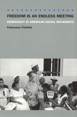 Book Freedom Is an Endless Meeting: Democracy in American Social Movements by Francesca Polletta