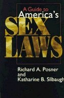 Book A Guide To America's Sex Laws by Richard A. Posner