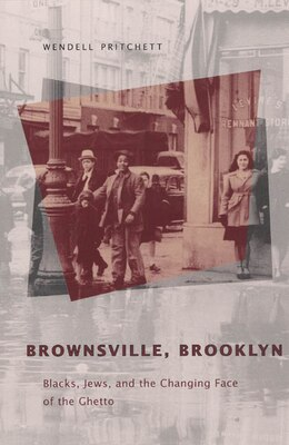 Book Brownsville, Brooklyn: Blacks, Jews, and the Changing Face of the Ghetto by Wendell E. Pritchett