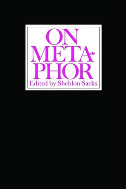 Book On Metaphor by Sheldon Sacks