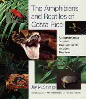 The Amphibians And Reptiles Of Costa Rica: A Herpetofauna between Two Continents, between Two Seas by Jay M. Savage
