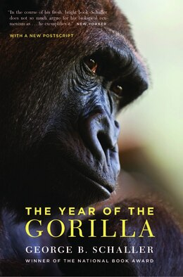 Book The Year of the Gorilla by George B. Schaller