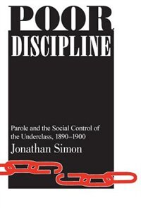Book Poor Discipline by Jonathan Simon