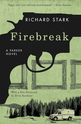 Book Firebreak: A Parker Novel by Richard Stark