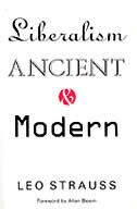 Book Liberalism Ancient And Modern by Leo Strauss