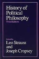 Book History of Political Philosophy by Leo Strauss