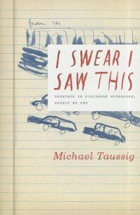 Book I Swear I Saw This: Drawings in Fieldwork Notebooks, Namely My Own by Michael Taussig