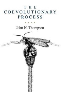 Book The Coevolutionary Process by John N. Thompson