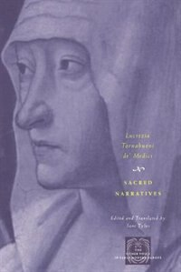 Book Sacred Narratives by Lucrezia Tornabuoni De' Medici