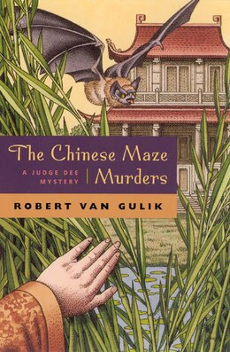 Book The Chinese Maze Murders: A Judge Dee Mystery by Robert van Gulik