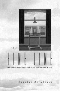 Book The Fine Line by Eviatar Zerubavel