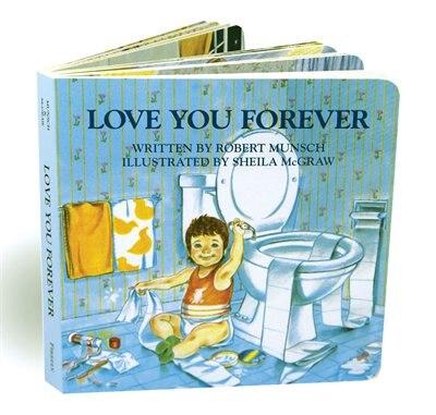 Love You Forever de Robert Munsch