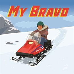 Book My Bravo (english) by Jordan Kyak