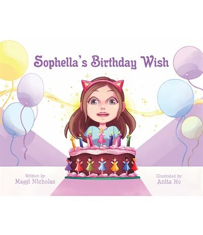 Sophella's Birthday Wish by Maggi Nicholas