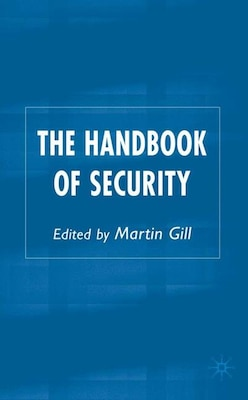 Book The Handbook of Security by Martin Gill